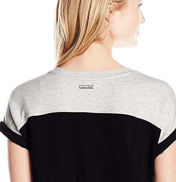 Calvin Klein Performance Women's Colorblock Pullover Tee 003
