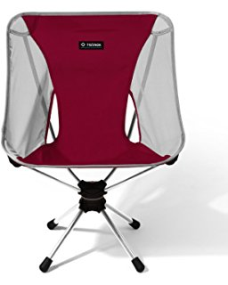 Compaclite Patented 360 Rotating Ultra-Light Duralumin Swivel Mesh Chair for Backpacking 2