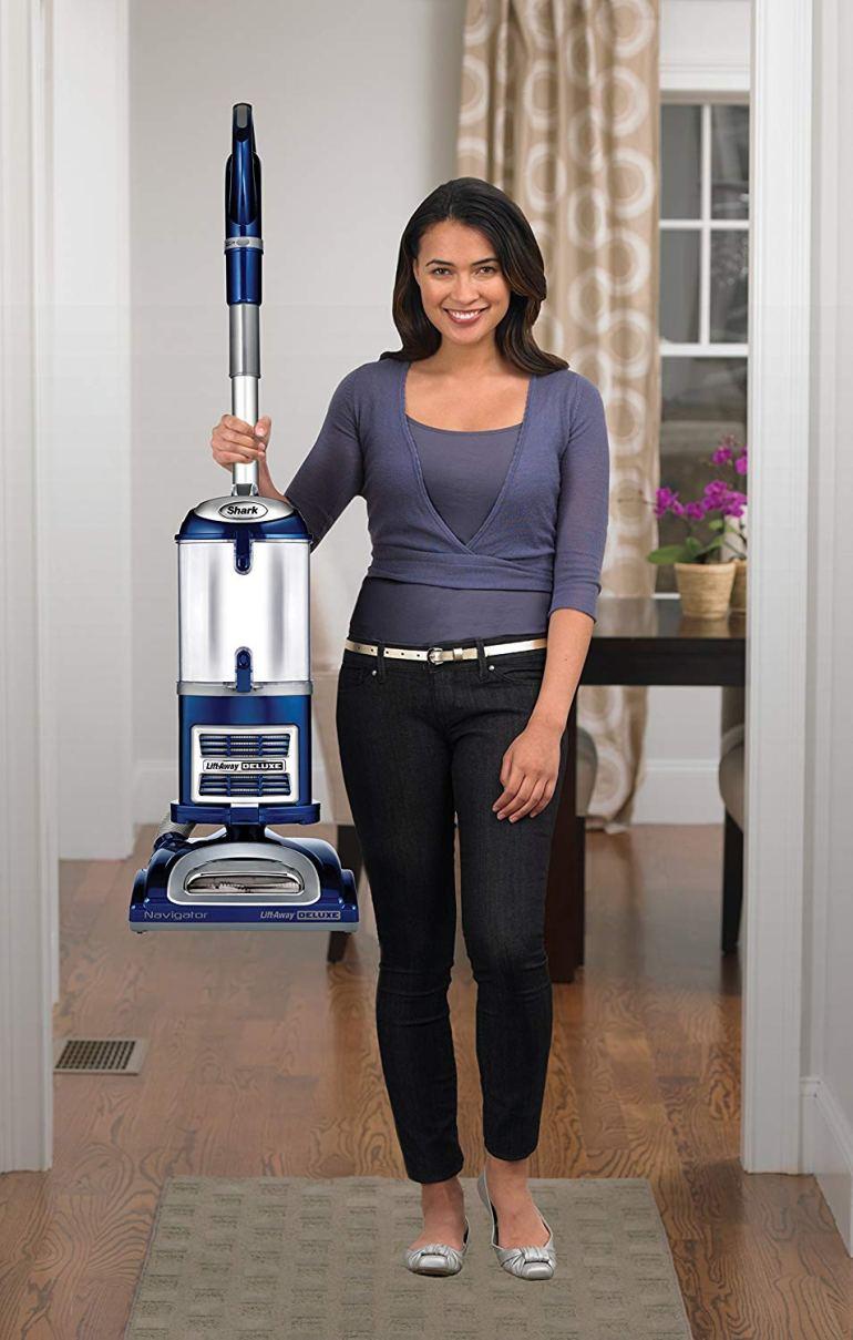 Shark Navigator Professional Upright Vacuum Carpet 002