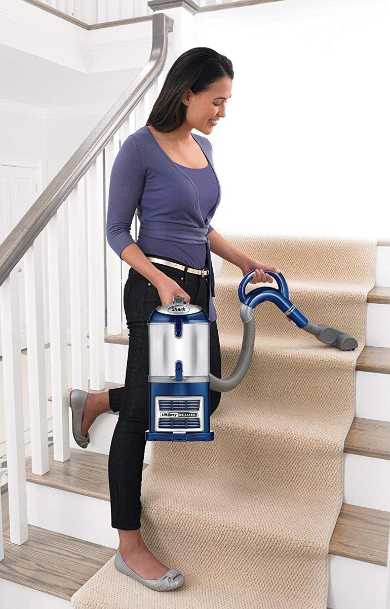 Shark Navigator Professional Upright Vacuum Carpet 003