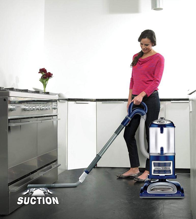 Shark Navigator Professional Upright Vacuum Carpet 004