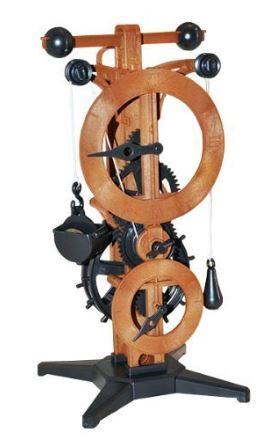Academy da Vinci Clock 1