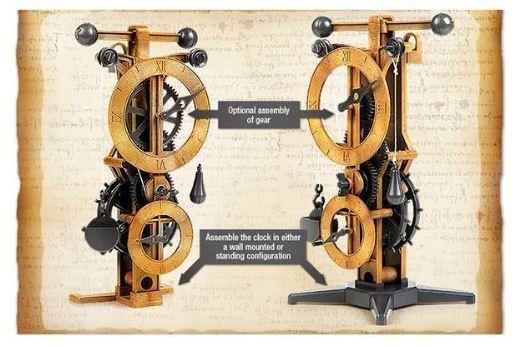 Academy da Vinci Clock 2